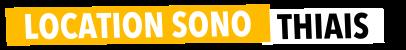 Location Sono Thiais - Sonorisation et Eclairage