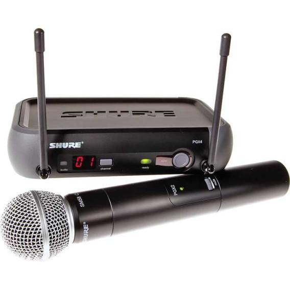 Micro sans fil Shure SM58 / PGX24