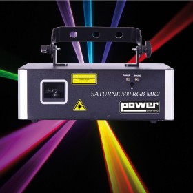 Location Laser RGB 500mW
