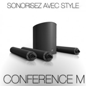 Location Pack Sonorisation Conférence 200 PAX