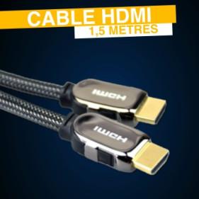 Cable HDMI 1,5 mètres
