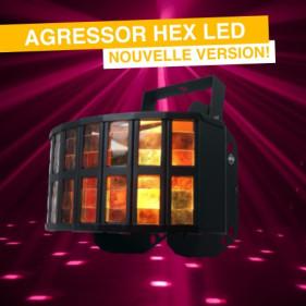Location Agressor Hex Led