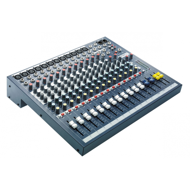 Location Soundcraft EPM12 Console de Mixage