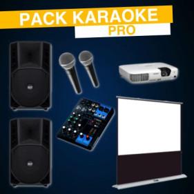 Location Pack Karaoké Pro