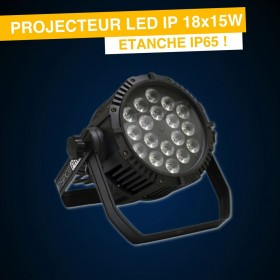 Location Projecteur led Etanche IP65