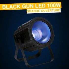 Location Black Gun Led 110W