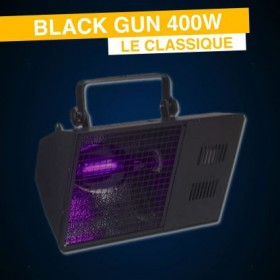 Location Black Gun 400W Panoramique