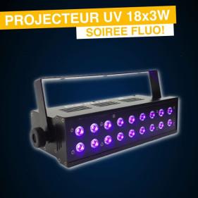 Location Lumière Fluo UV