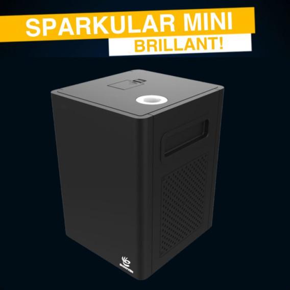 Location Sparkular Mini