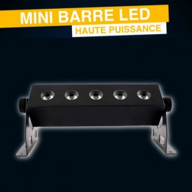 Location barre led rgbw couleur