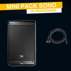 Location Mini Pack Sono