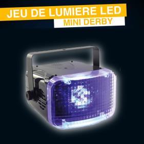 Location jeu de lumière Mini Derby