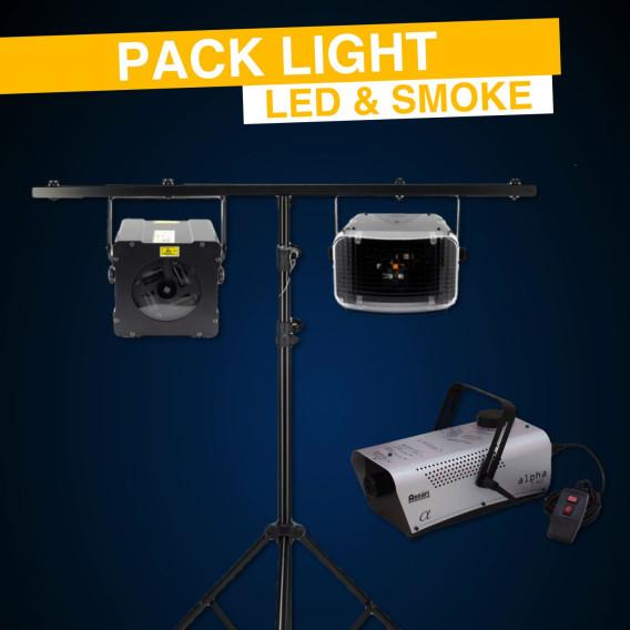 Location Pack Led & Smoke