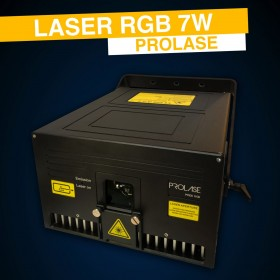 Location Laser RGB 7W