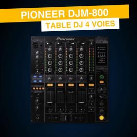 Location DJM 800 Pioneer