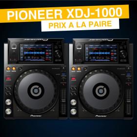 Location Pioneer XDJ-1000