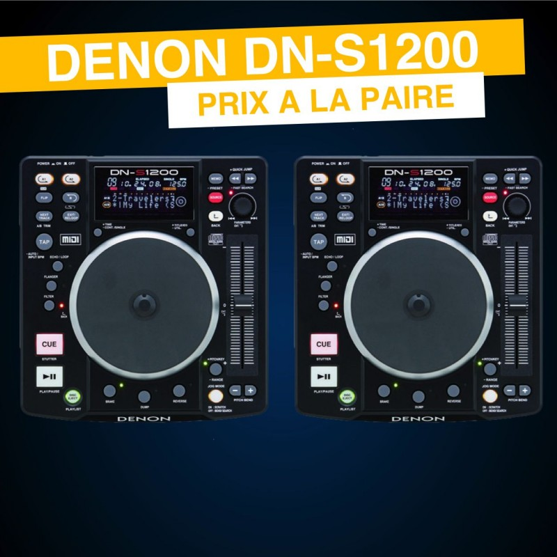 Location Denon DN-S1200