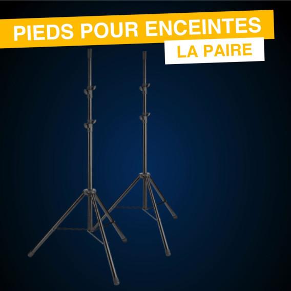 Pieds Enceintes (PAIRE)
