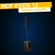 Location EVOX 12 RCF