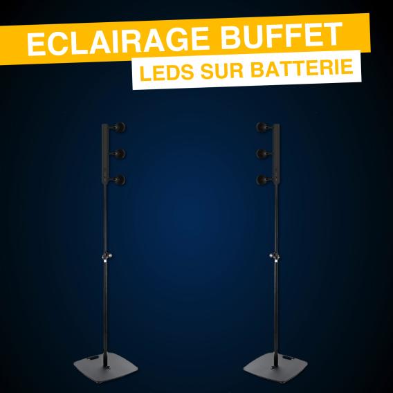 Location Eclairage Buffet Traiteur