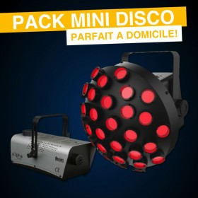 Pack Mini Disco