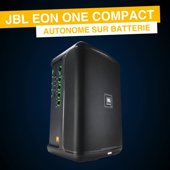 Location JBL Eon One Compact - Sono mobile
