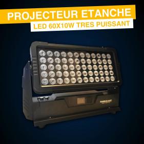 Location Panneau led Etanche IP65
