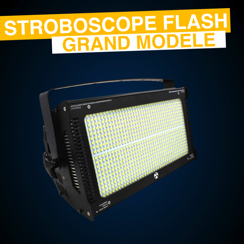 Location Stroboscope Led - Grand Modèle