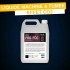 Liquide Dissipation rapide (EFFET CO2)