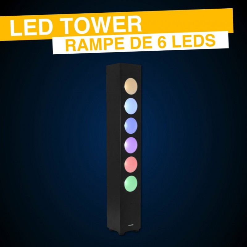 Location Led Tower