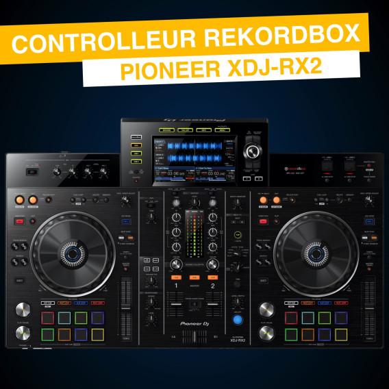 Location XDJ-RX2 - Controleur Pioneer