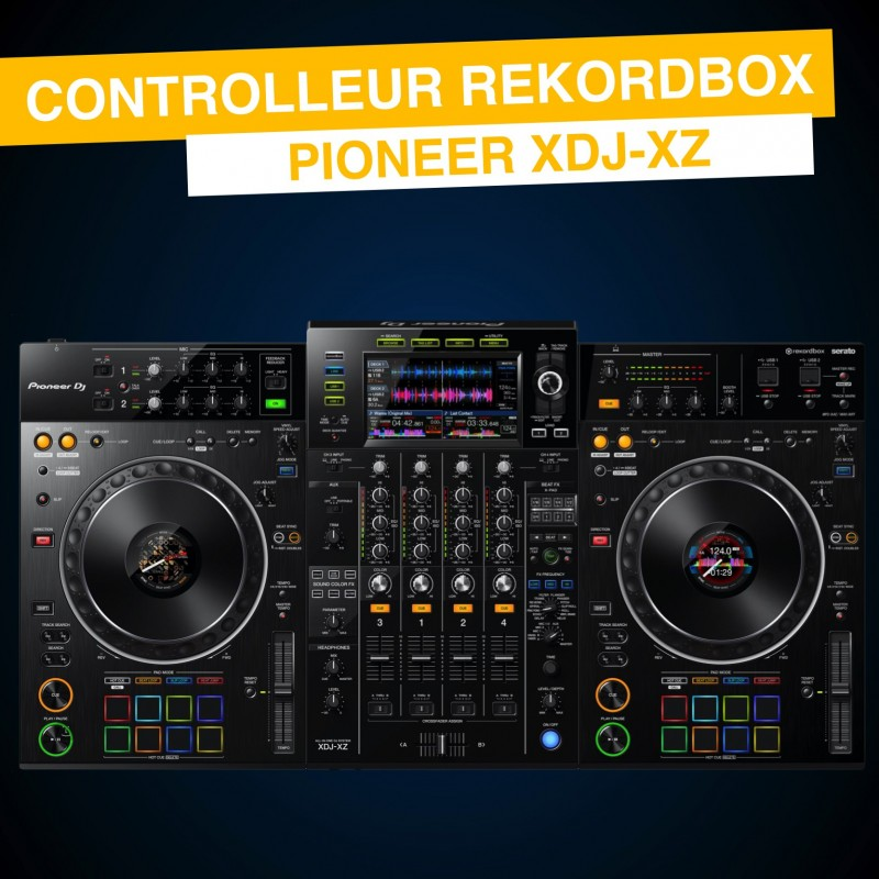 Location XDJ-XZ - Controleur Pioneer