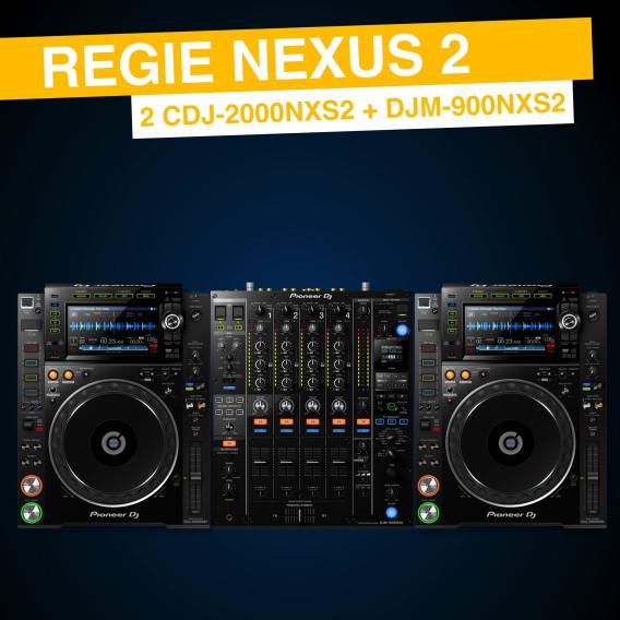 Location Régie Nexus 2