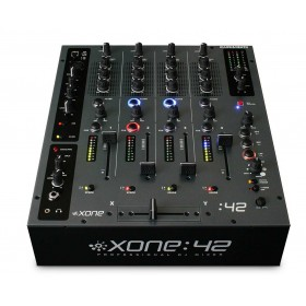 Location Allen & Heath Xone 42