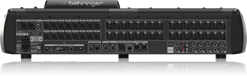 Location Behringer X32