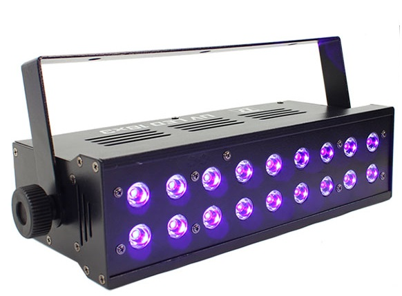 Location Barre led UV projecteur fluo